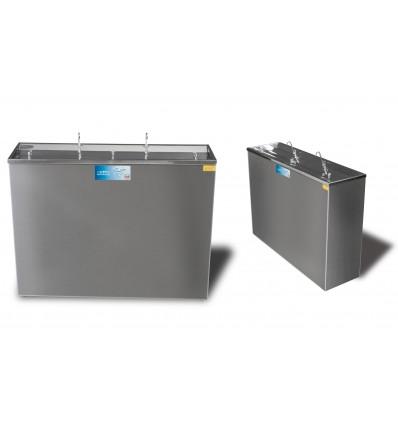 KLP 20 Bebedouro de pressão - Mod Industrial - 6L Aço Inox