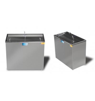 KLP Infantil Bebedouro de Pressão – Mod. Industrial – Aço Inox