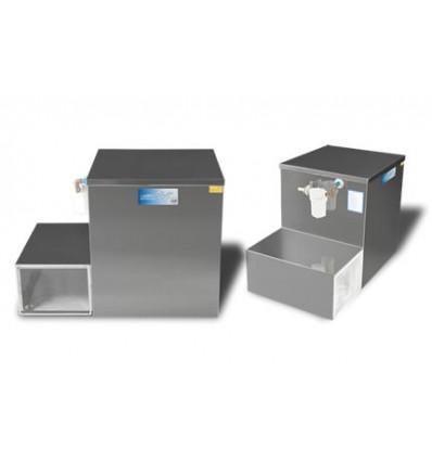 KSS 200 – Bebedouro Suspenso – 200L – Aço Inox